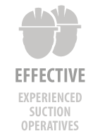 Effective - experienced suction operatives