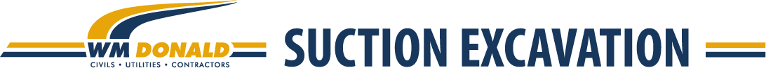 WMD Suction Excavation Logo